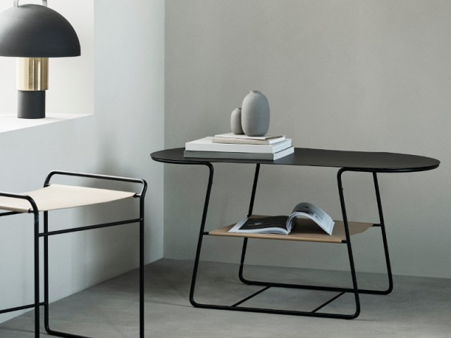 Table basse issue de la nouvelle collection de petit mobilier