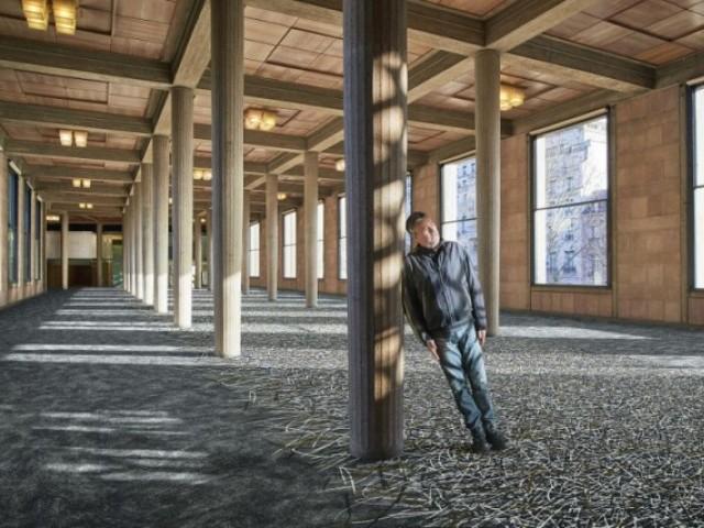 Et Philippe Starck Fit Du Revêtement De Sol
