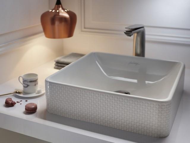 Une vasque personnalisée, chic et élégante