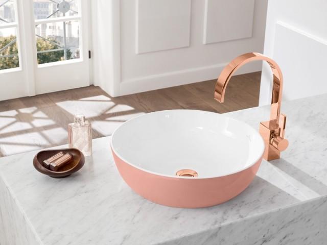 Une vasque pleine de douceur