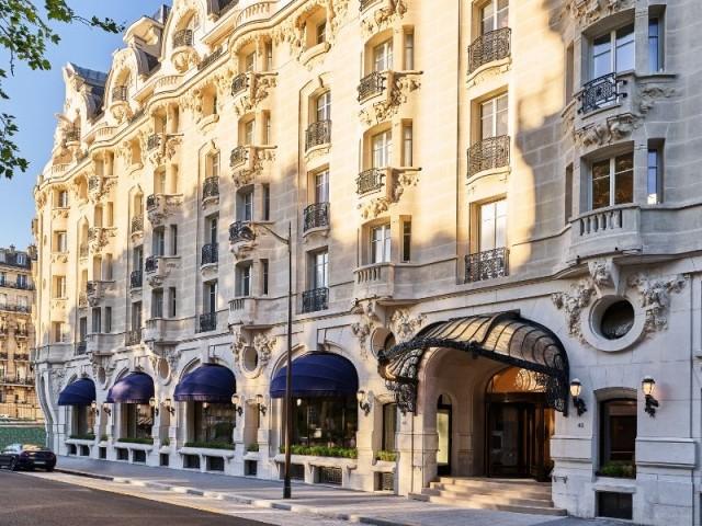 Hôtel Lutetia - Façade (c) HotelLutetia