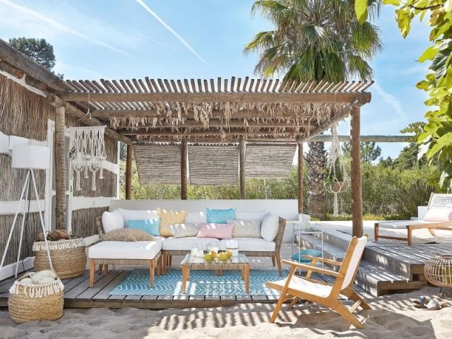 Mobilier de jardin Seychelles et Paros, à partir de 180 €
