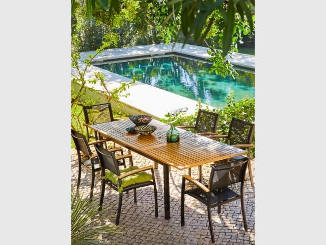 Salon de jardin Louga, à partir de 34,90 €