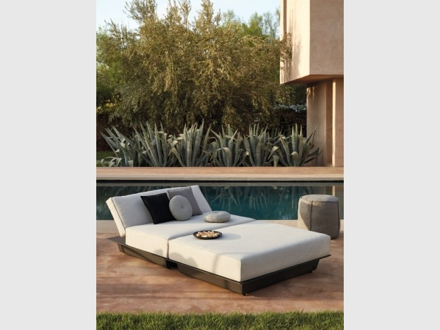 Daybed de la collection Air