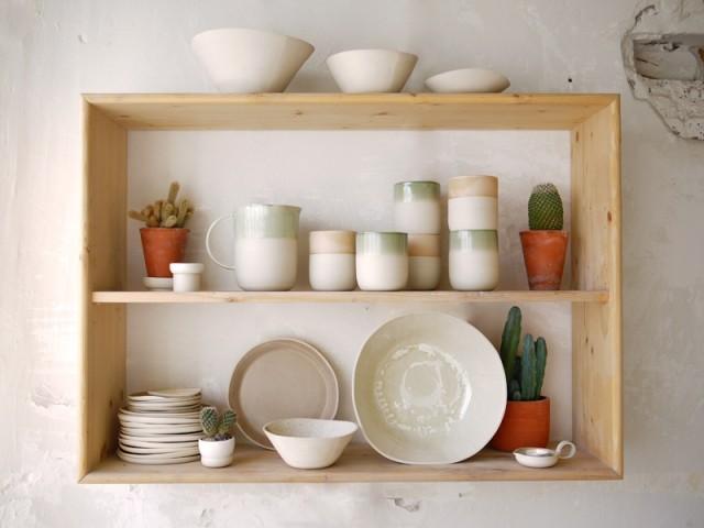 Les céramiques de Laurette Broll