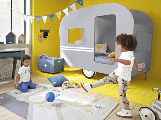 Lit caravane, Maisons du monde, prix : 599 €
