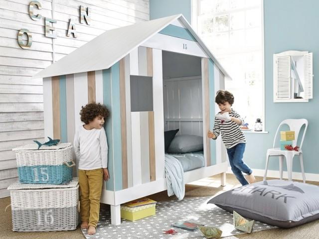 Lit cabane Océan, Maisons du monde, prix : 749 €