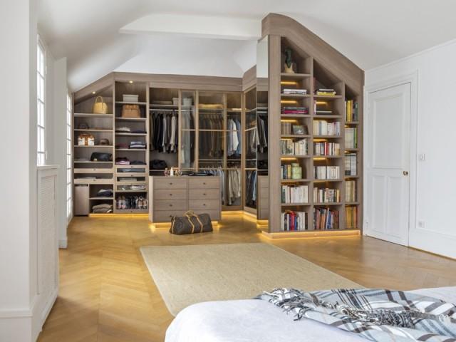 Ensemble dressing bibliothèque, Quadro, prix : selon implantation