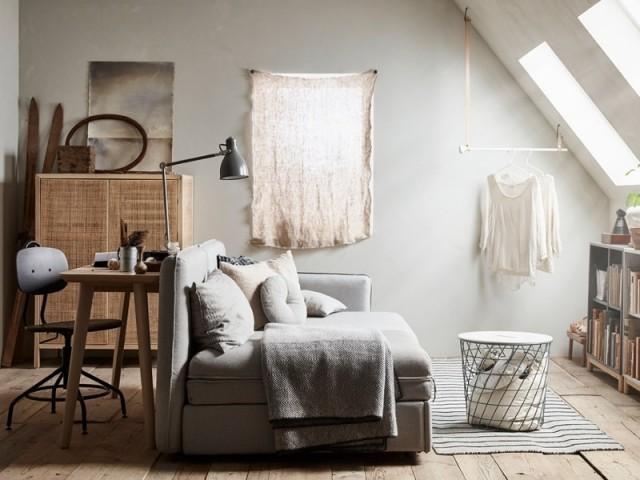 Aménager Les Combles En Un Studio Indépendant Avec Salon Et Bureau