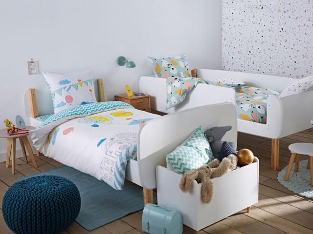 Des lits jumeaux évolutifs pour s'adapter aux besoins des enfants