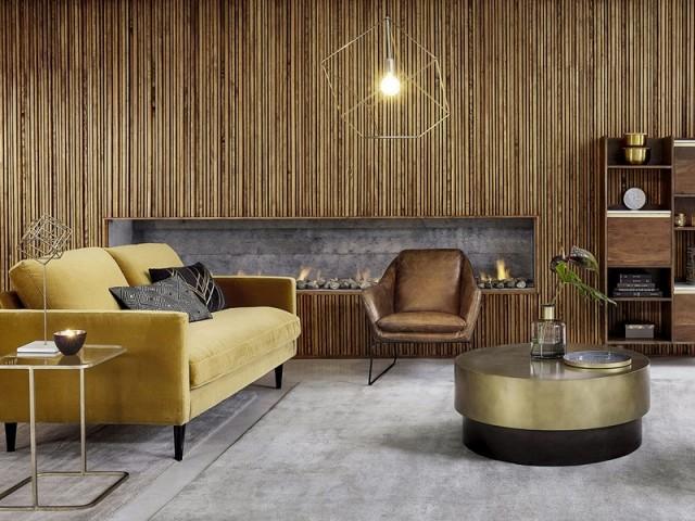 Un pan de mur comme une forêt de bambous