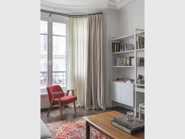 Une fenêtre en harmonie avec l'architecture