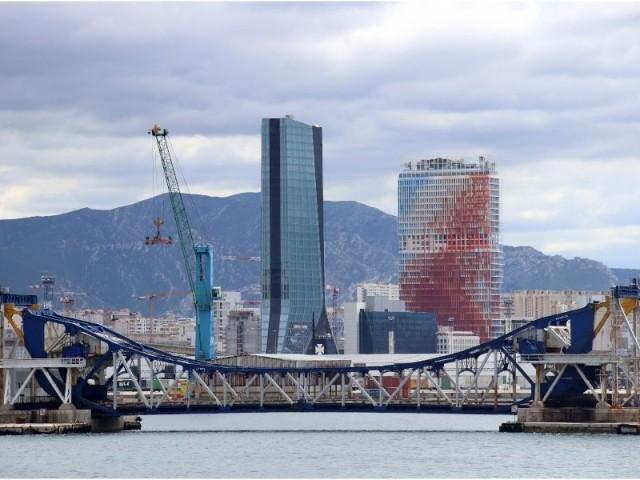 La tour en chiffres (1/3) - Tour Marseillaise, Jean Nouvel
