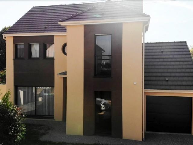 Cette maison francilienne a été labellisée E2C1 par le Céquami