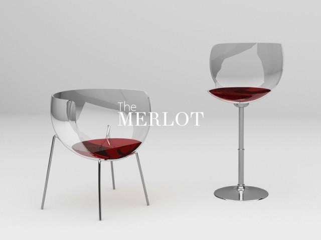 The Merlot : un verre de vin à consommer sans modération !