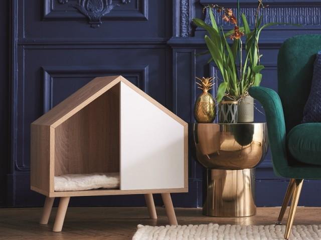 Maison pour chat Belli, Truffaut; prix : 115,95 €