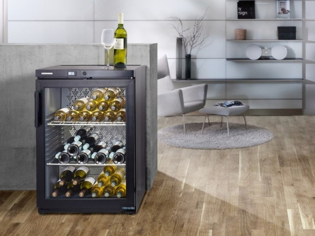 Cave à vin de service WKB 1802, pour 66  bouteilles, à partir de 799 €