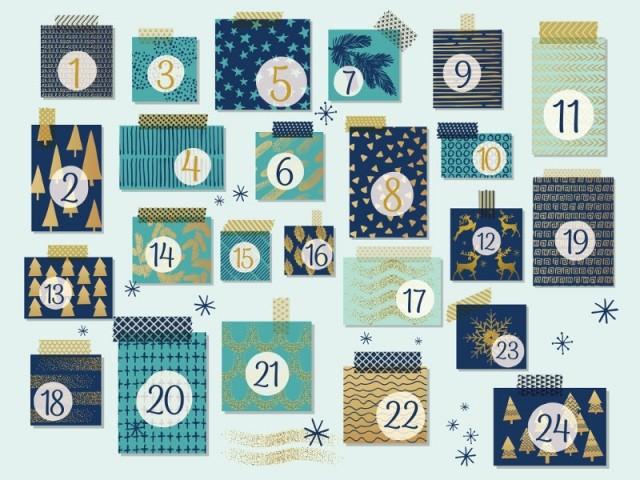 Découvrez une nouvelle case du calendrier de l'Avent 2018 de Maison à part !