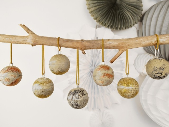 Diy Des Decorations De Noel Faciles A Faire Soi Meme