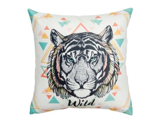 Housse de coussin Tigre Wild, 5,90 €