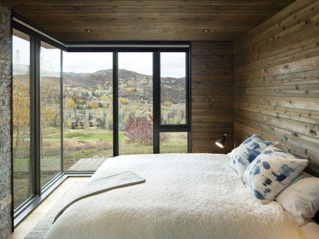 Des chambres confortables façon cocon