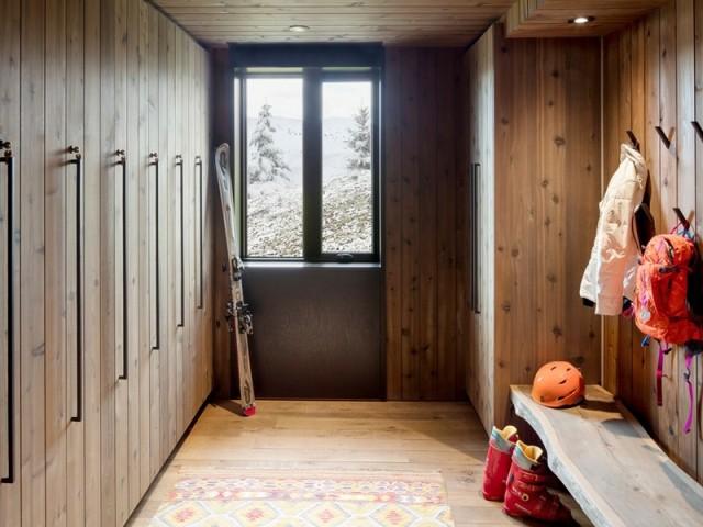 Une maison conçue pour la montagne