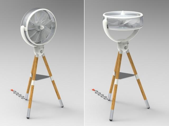 Le ventilateur toutes saisons Wiliwaw