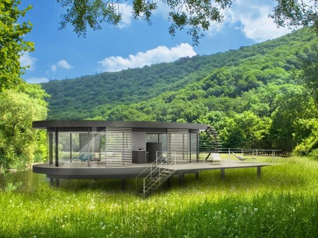 L'habitat écologique Ôzento