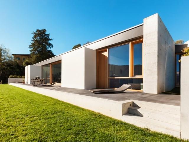 Une maison contemporaine, performante et esthétique