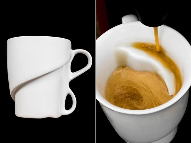 La tasse à café Delissea