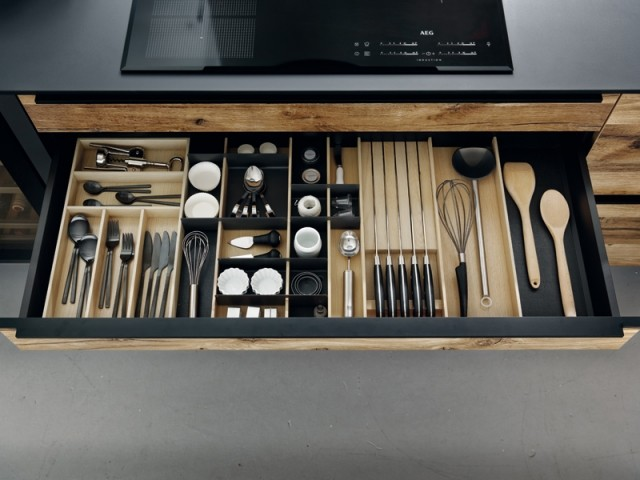 La solution d'aménagement intérieur pour tiroir Lattitude