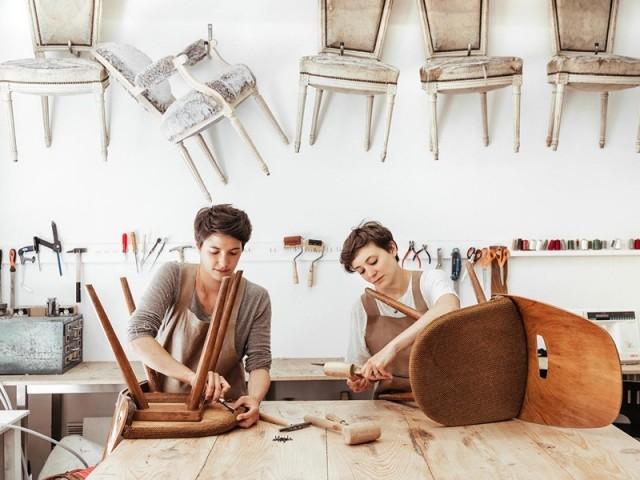 Des ateliers pour s'initier aux métiers d'art aux côtés des artisans