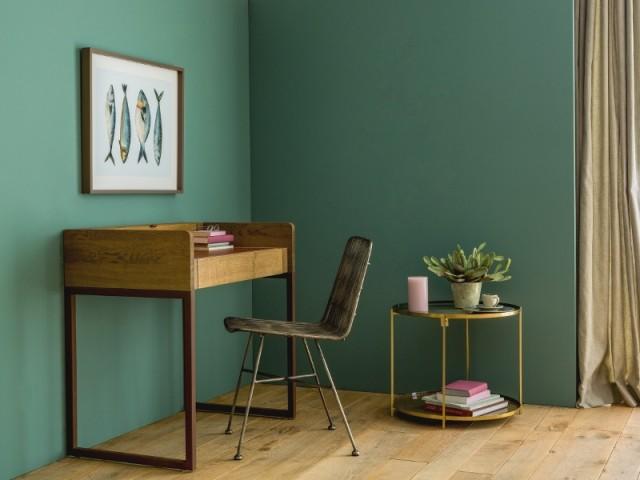 Peinture coloris Vert d'Ô, nouvelle couleur 2019