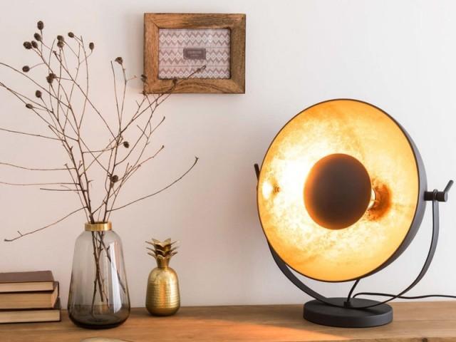 Lampe en métal Rock Light, Maisons du monde, 129 €