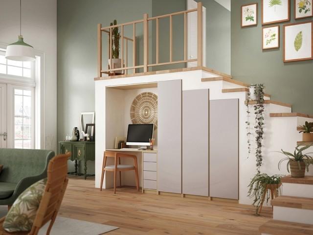 15 idées pour aménager l\'espace sous l\'escalier