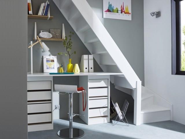 15 Idees Pour Amenager L Espace Sous L Escalier