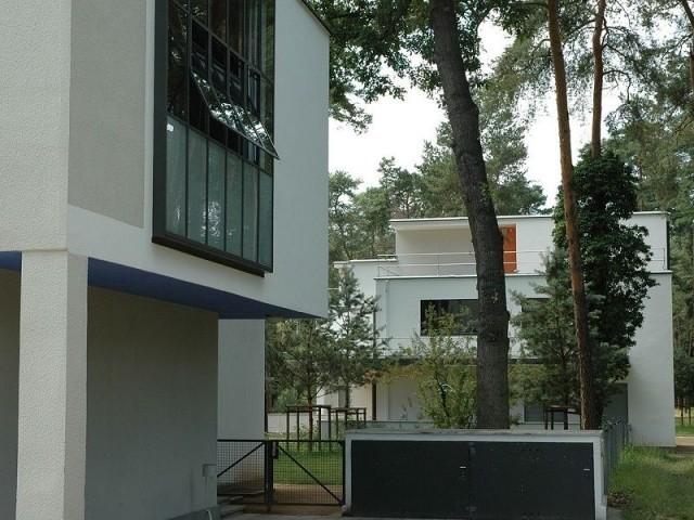 La maison des maîtres à Dessau - Bauhaus Dessau