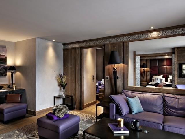 Des appartements privatifs allant jusqu'à 110 m2
