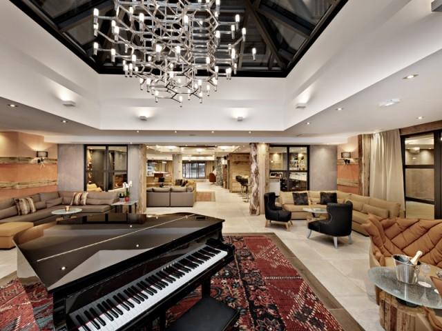 10.000 m² dédiés à l'accueil d'une clientèle choyée