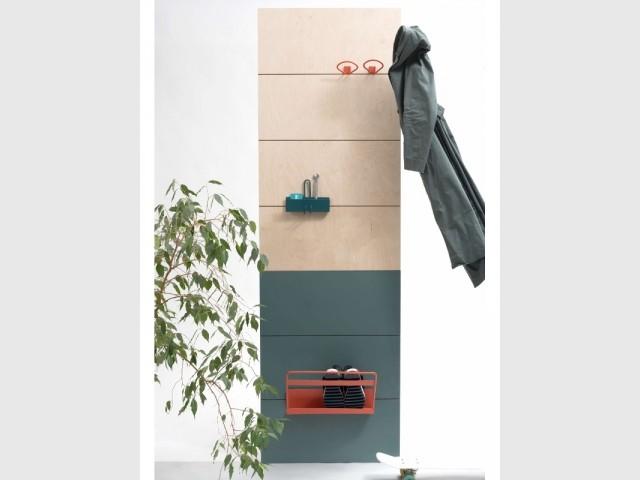 Comment désencombrer son appartement grâce à un seul et unique meuble ? Marie Jouble et Jeanne Chiche