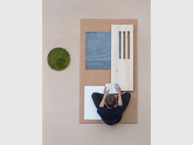 Comment se créer un espace bien-être dans sa pièce à vivre ? Raphaël Boulai et Emile Rebours