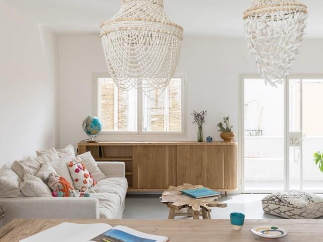 Un appartement qui cultive l'esprit maison