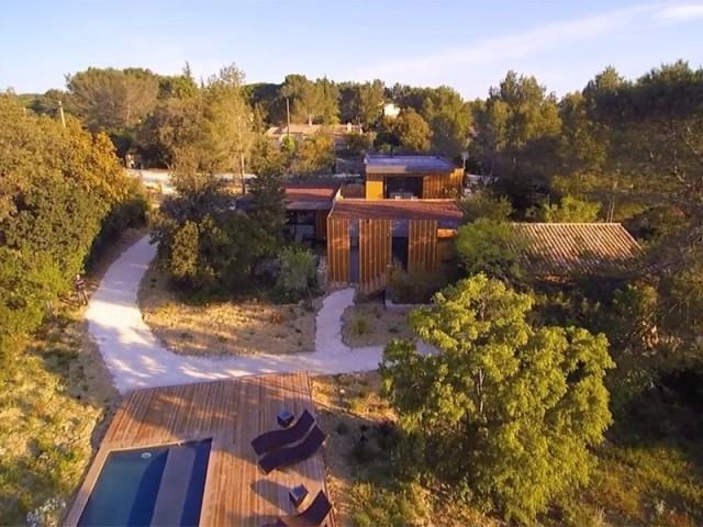 Trois écolodges inspirés de l'hôtellerie de luxe
