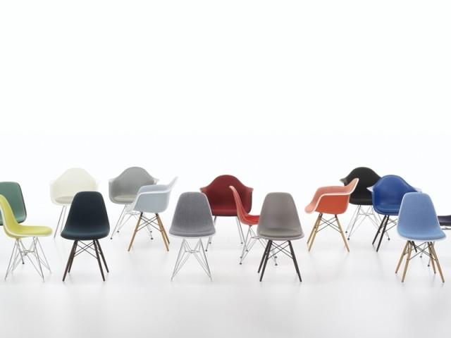 La chaise DSW : un classique du design signé Charles et Ray Eames