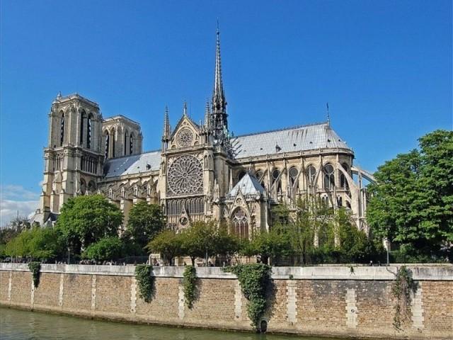 Notre-Dame de Paris en 2009