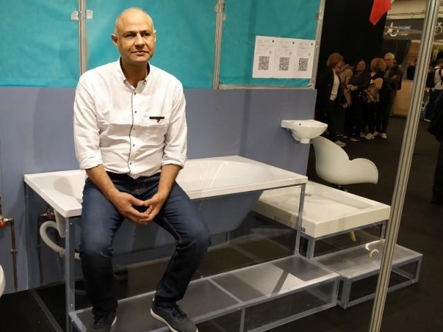 Le réservoir de la vie 3 - Tarek Shaaban au Concours Lépine 2019