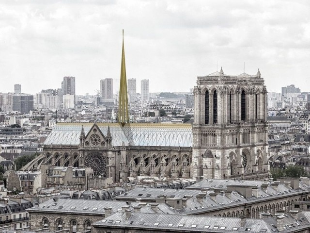 Proposition pour Notre-Dame