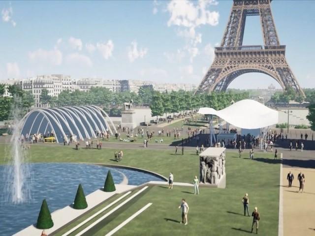 Projet Tour Eiffel