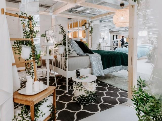 Le nouveau magasin Ikea a ouvert ses portes boulevard de la Madeleine à Paris