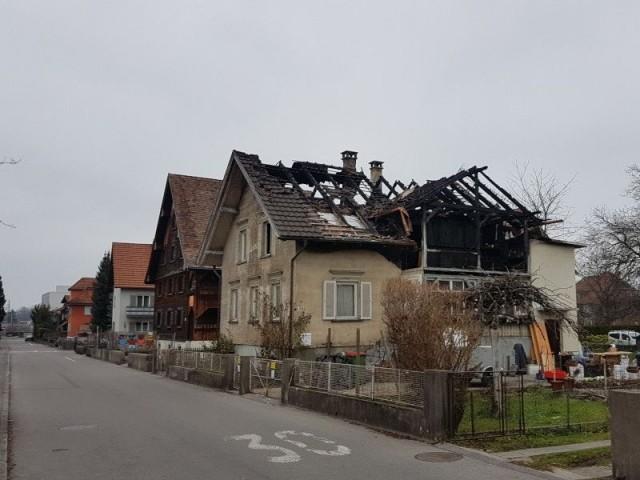 Illustration incendie logement
